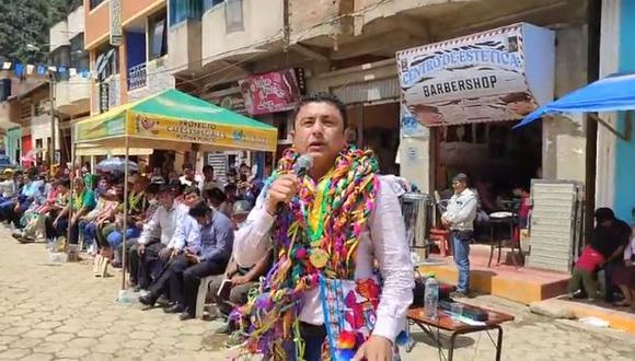 El parlamentario llegó con el objetivo de participar en un encuentro de productores agrarios. (Foto: Difusión)
