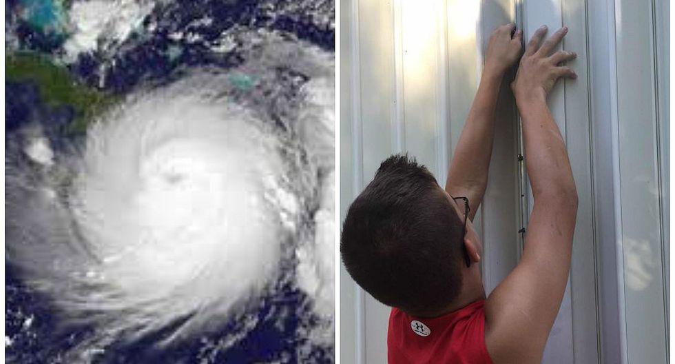 Huracán Matthew: peruanos en Florida cuentan cómo se preparan para recibirlo (FOTOS)