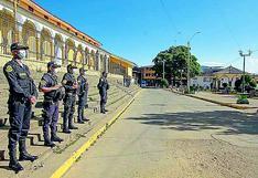 Párroco critica a las autoridades en misa por la festividad del Señor Cautivo de Ayabaca