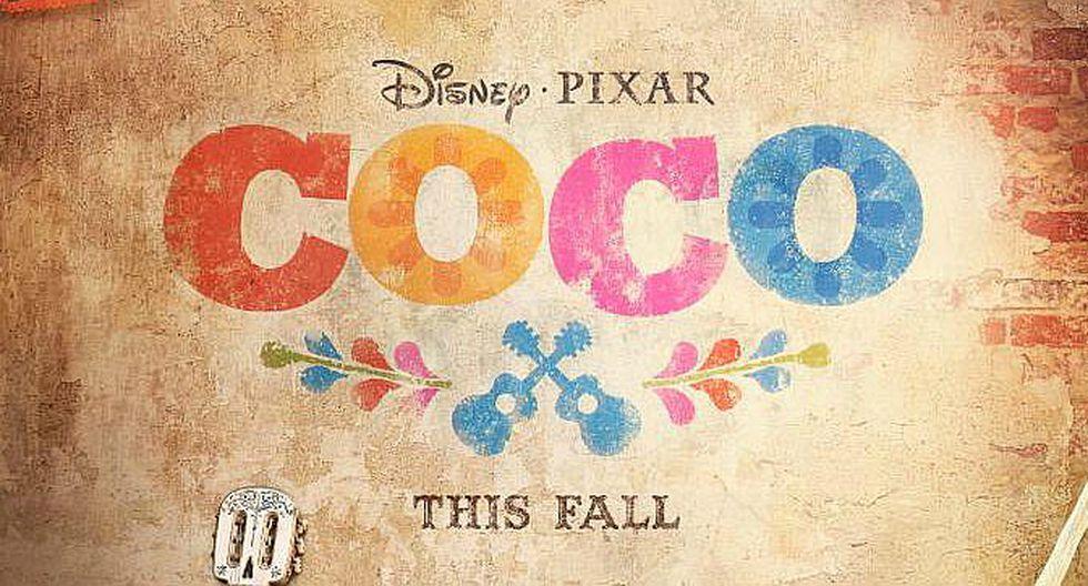 """Tráiler de """"Coco"""", lo nuevo de Disney y Pixar (VIDEO)"""