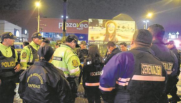 Bandas delincuenciales (Foto: Correo)
