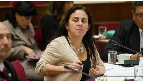 Patricia García se presentó ante el Congreso por Ley de Alimentación Saludable