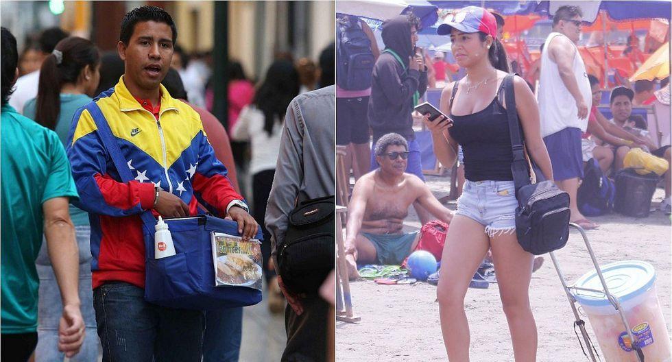 Sueldos podrían bajar en sectores con más contratación de venezolanos
