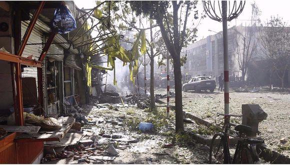 Afganistán: Al menos 24 civiles muertos y 42 heridos en un atentado terrorista (VIDEO)