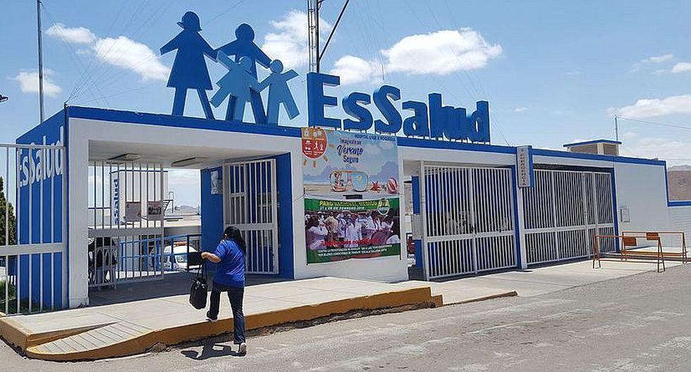 Essalud atendió a más de 100 mil asegurados en Moquegua