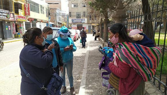 La madre de familia y su expareja, fueron detenidos la noche del lunes por supuesta agresión mutua. (Foto: Difusión)