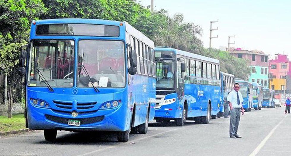 Corredor Javier Prado: Consorcia denuncia que Protransporte no permite aumentar buses