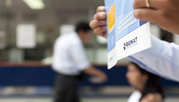Los ingresos por Impuesto a la Renta cayeron 18% en julio, según Sunat. (Foto: GEC)