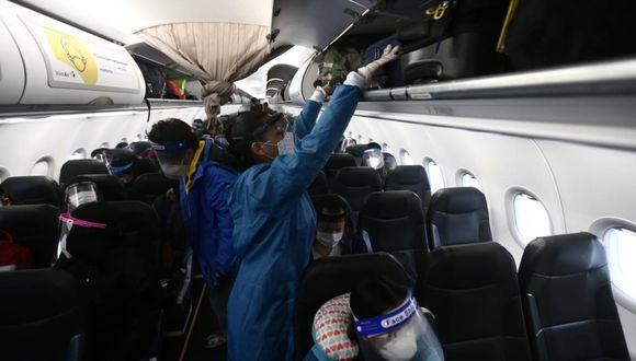 Viajeros también eligieron Arequipa, Chiclayo, Tarapoto,  Cajamarca y Ayacucho. (Foto: GEC)