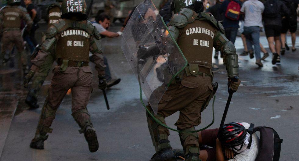 El año pasado estuvo fuertemente marcado por protestas y alzamientos sociales en América Latina (Foto: AFP)