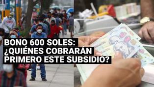 Bono de 600 soles: ¿Cuáles son las modalidades de pago de este nuevo subsidio?