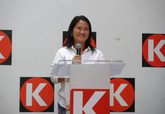 """Keiko Fujimori: """"Propongo que el Perú sea un país del primer mundo, no Corea del Norte"""" (VIDEO)"""