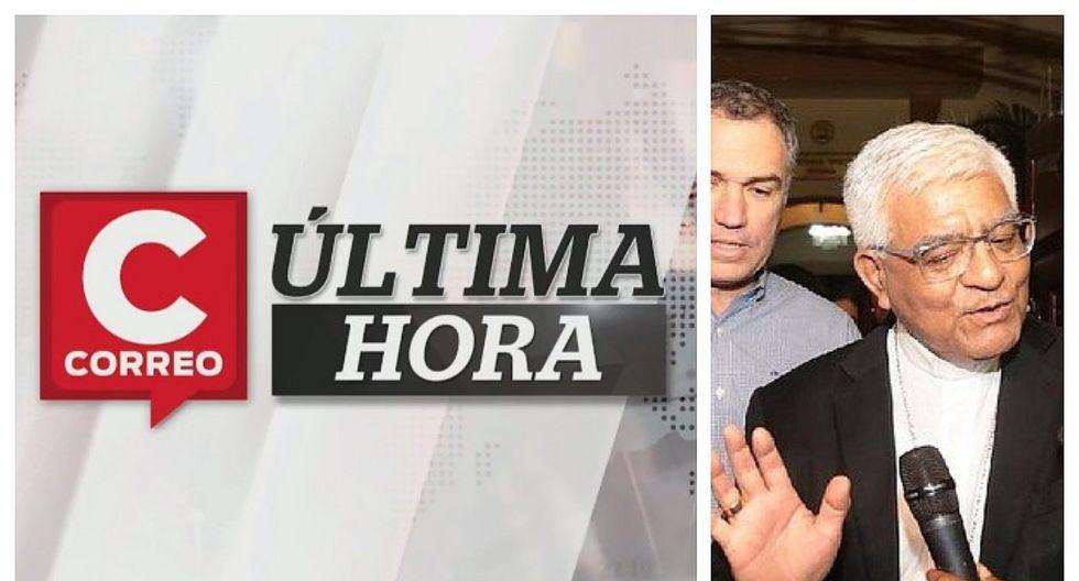 Correo Última Hora: Mons. Miguel Cabrejos llamó la atención al Gobierno por restricciones de ingreso a venezolanos