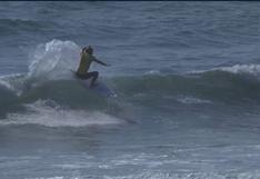 Peruano Miguel Tudela avanzó en surf en Tokio 2020 tras quedar segundo en su serie (FOTO)