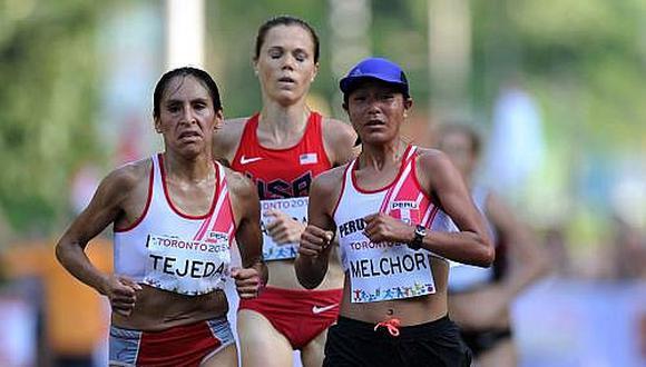 Lima 2019: Gladys Tejeda irá por el oro en la maratón y habló sobre la lesión de Inés Melchor (VIDEO)