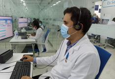 Centro de Telemedicina atendió más de 9 mil consultas virtuales en Piura