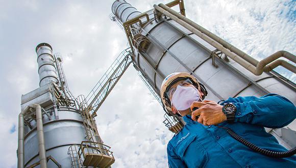 Camisea es el yacimiento de gas natural más grande del Perú.