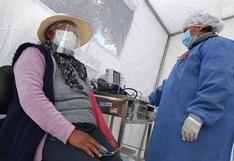 Cuatro distritos de Huancavelica no tienen casos de coronavirus en todo el año
