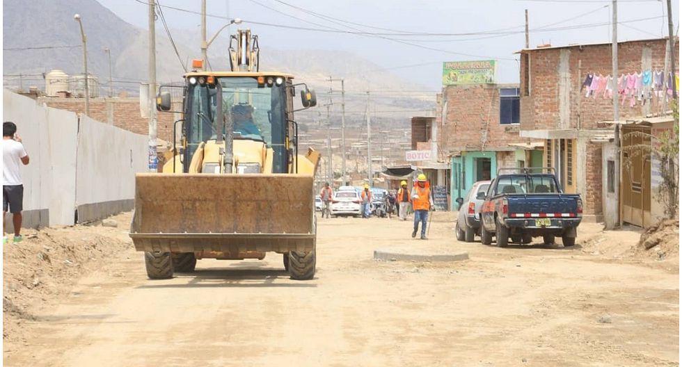 Más de 4000 pobladores se benefician con proyecto de transitabilidad