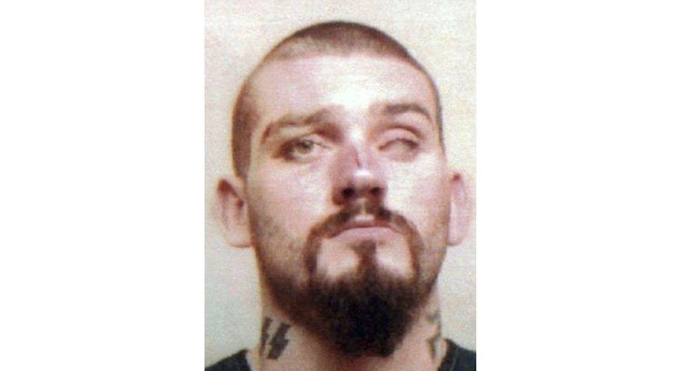 Imagen sin fecha muestra a Daniel Lee en Spokane, Washington. (AFP PHOTO /Spokane Police Department).