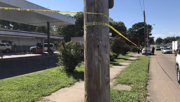 Un empleado del servicio de correos en Memphis mató a tiros a dos personas antes de suicidarse la tarde de este martes. (Foto: Joneé Lewis WREG)