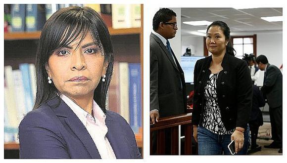 Giulliana Loza pidió al Tribunal Constitucional no considerar testimonio de Jorge Yoshiyama para su ponencia