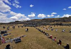 Así va quedando todo para el Inti Raymi este jueves en Cusco (FOTOS)
