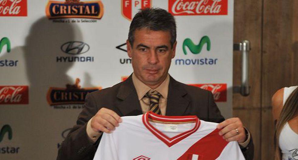 Selección Peruana: Pablo Bengoechea hará su primera convocatoria