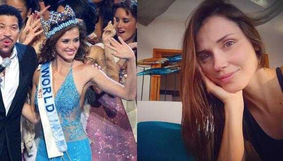 Maju Mantilla se coronó la mujer más hermosa del planeta el 4 de diciembre del 2004. (AFP/ Instagram)