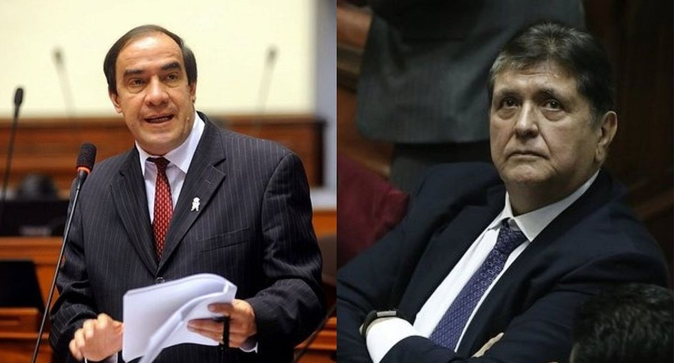 """Yonhy Lescano sobre Alan García: """"La acción de la justicia va tras los peces gordos"""""""