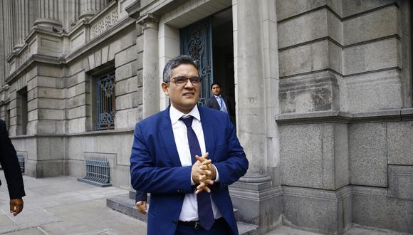 El Ministerio Público aclaró que el fiscal José Domingo Pérez fue designado a Lima en el 2011. (Foto: GEC)
