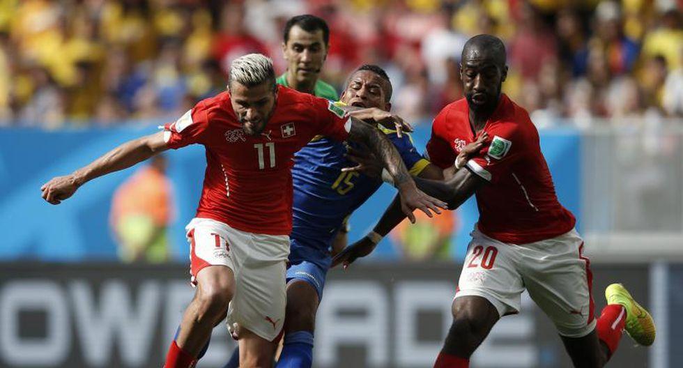 Brasil 2014: Jugador ecuatoriano cierra su cuenta de Twitter por insultos