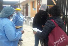 Brecha de vacunación llega a 22,000 personas en la región Tacna