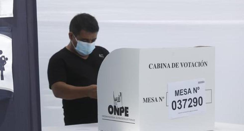 Este 6 de junio se llevó a cabo la segunda vuelta de las elecciones presidenciales en el Perú (Foto referencial)