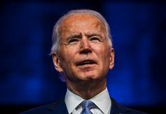 Joe Biden revela que líderes republicanos lo han felicitado en privado