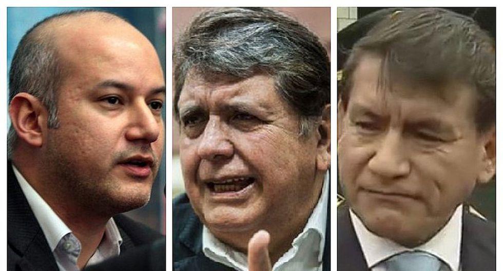 """Sergio Tejada: """"Ministro Morán fue ingenuo para acceder a pedido de resguardo a casa de García"""""""