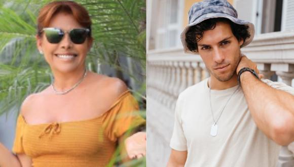 """Magaly Medina a Patricio Parodi tras tirarle huevo en la cabeza a Flavia Loas: """"Es un violentador y patán""""  (Foto: Instagram)"""