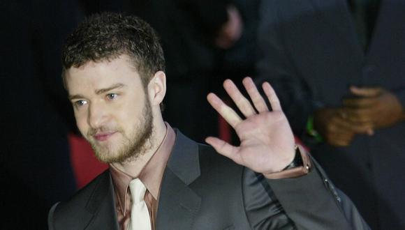 Justin Timberlake uso sus redes sociales para disculparse con Britney Spears y Janet Jackson. (Foto: AFP/Alessandro Abbonizio)