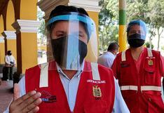 COVID-19: municipio de Ica no cuenta con médico ocupacional