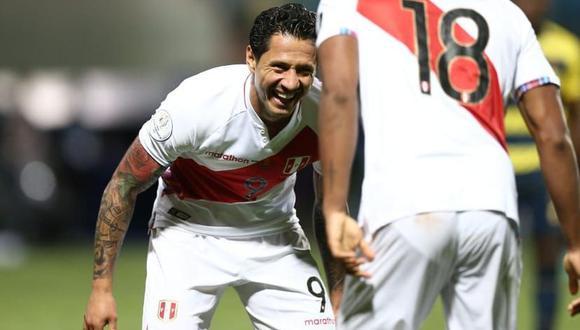 Gianluca Lapadula tiene contrato con Benevento hasta junio del 2023. (Foto: Jesús Saucedo / GEC)