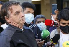 """Jair Bolsonaro asegura que en su mandato no se ha visto """"una marca de corrupción"""""""