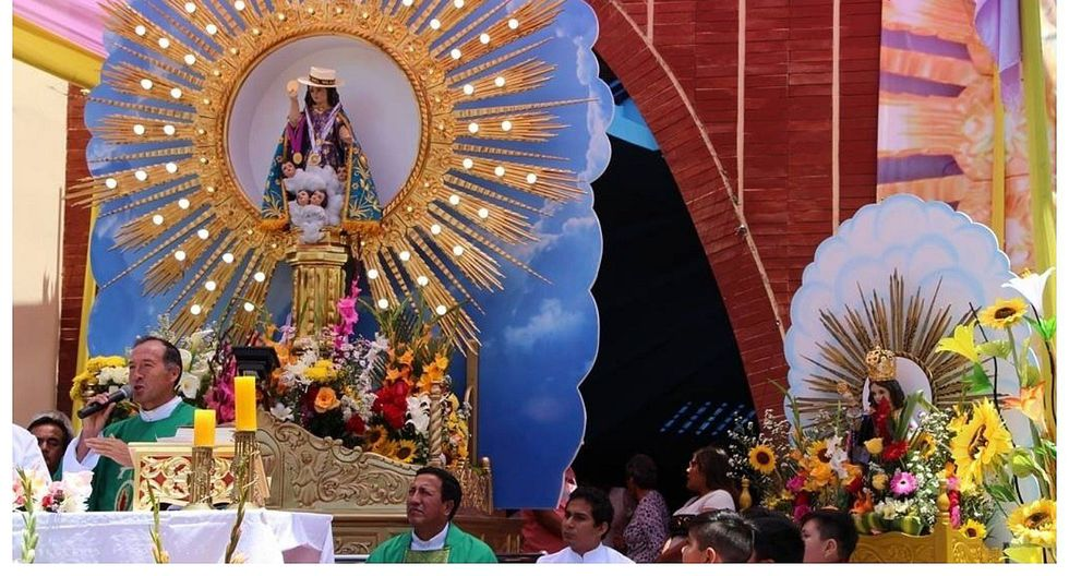 Culminan actividades por fiesta de medio año del Divino Niño del Milagro