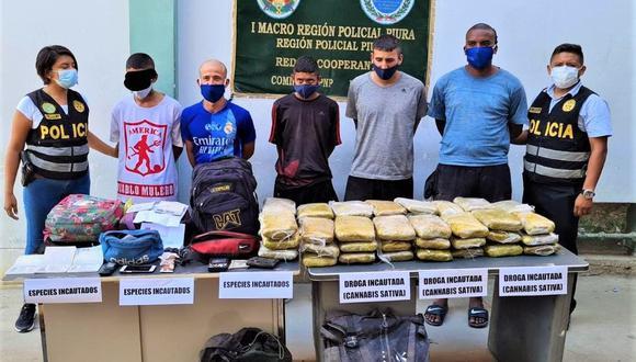La Policía desbarata una presunta banda colombiana que se dedicaría a vender estupefaciente en el conocido balneario.