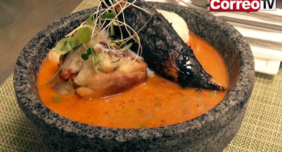 Receta de comida: Paso a paso de una contundente sopa criolla (VIDEO)