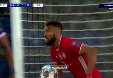 Choupo-Moting anotó el 1-0 y empareja la eliminatoria PSG-Bayern en Champions League (VIDEO)