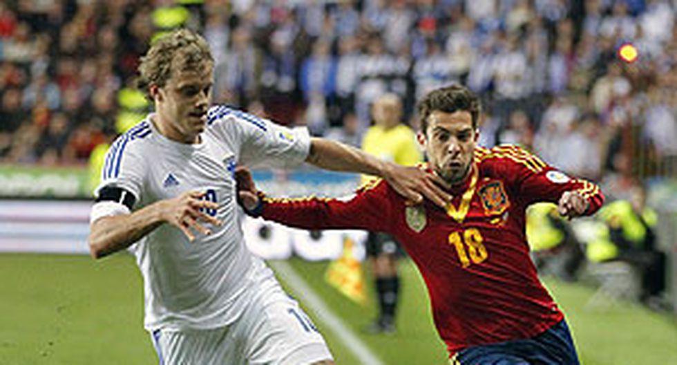 Eliminatorias europeas: Completo resumen de la fecha