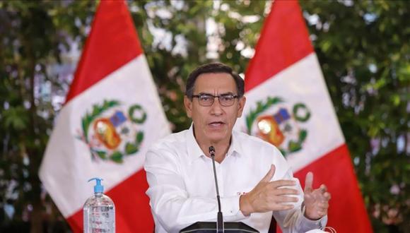 Mandatario anunció el levantamiento de la cuarentena focalizada en el departamento de Puno.