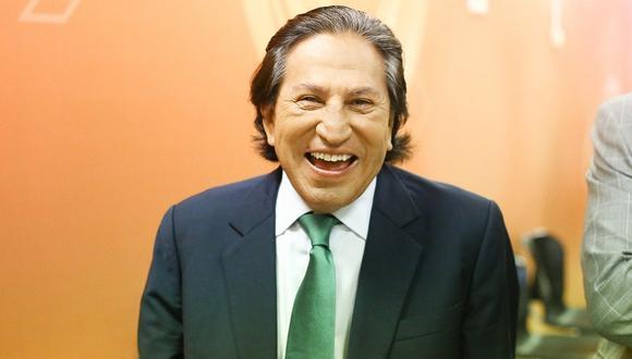 Alejandro Toledo presentó habeas corpus ante el TC para anular delito de tráfico de influencias