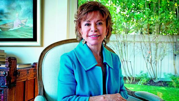 """Isabel Allende: """"Hay que aprovechar el presente mientras se pueda"""""""