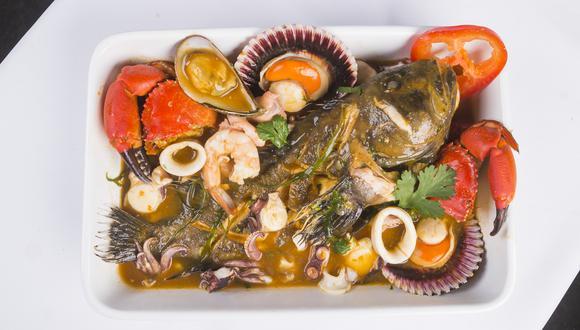 Anímate a preparar una deliciosa y contundente parihuela a la San Pedrana. (Foto: Cebichería San Pedro)